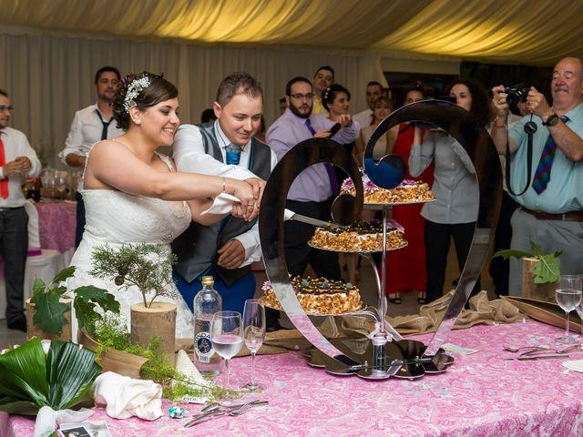La boda de Sebas y Isabel en Ferreira De Panton (Sta Maria), Lugo 42
