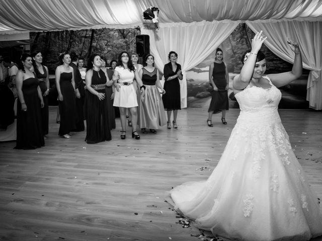 La boda de Sebas y Isabel en Ferreira De Panton (Sta Maria), Lugo 52