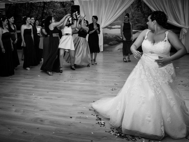 La boda de Sebas y Isabel en Ferreira De Panton (Sta Maria), Lugo 53