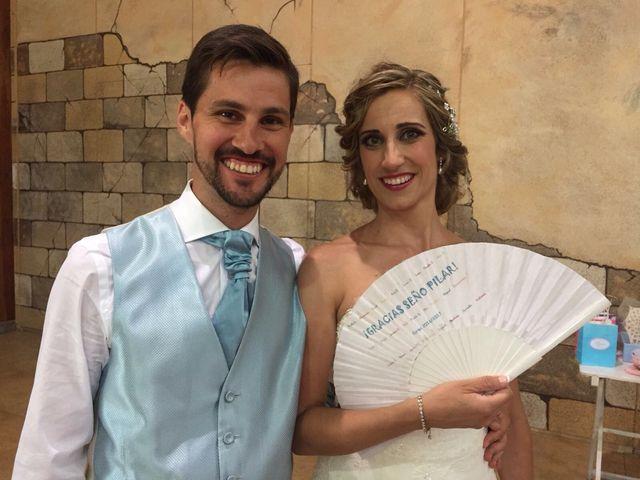 La boda de Pilar y Félix