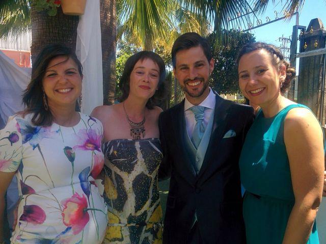 La boda de Félix y Pilar en Jerez De La Frontera, Cádiz 1