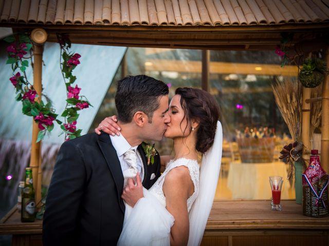 La boda de Nathaly y Dani