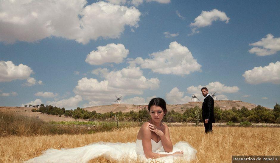 La boda de David y Yamila en Tomelloso, Ciudad Real