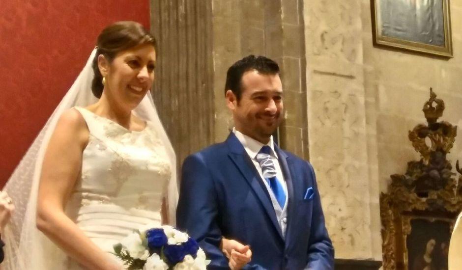 La boda de Miguel Angel y Mari Luz en El Puerto De Santa Maria, Cádiz