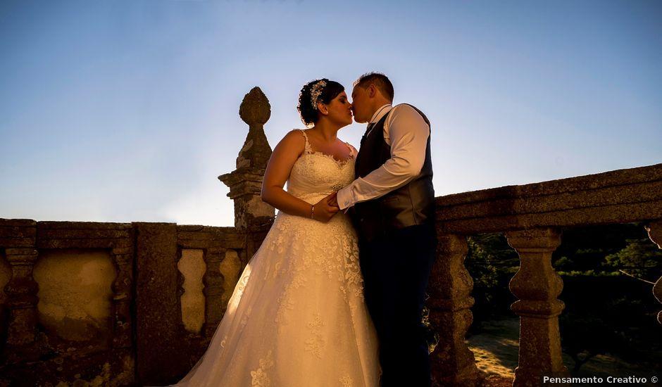 La boda de Sebas y Isabel en Ferreira De Panton (Sta Maria), Lugo