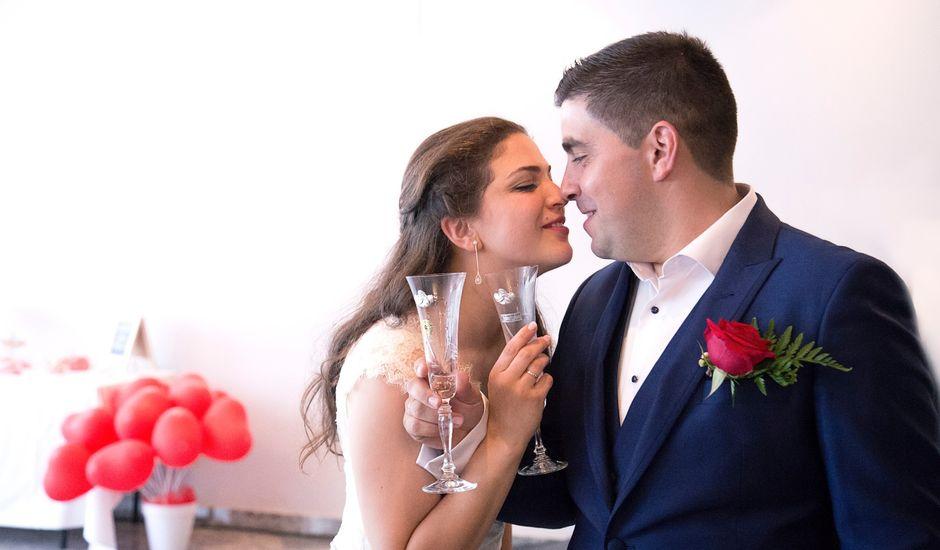 La boda de Miguel  y Susana en Vigo, Pontevedra