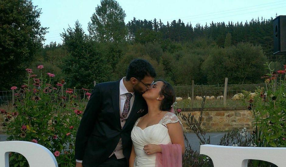 La boda de Eneko y Bego en Amurrio, Álava