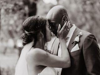 La boda de Lisa  y Temi