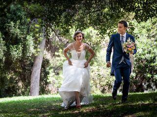 La boda de Iris y Ramir 1