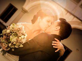 La boda de Melania y Roberto