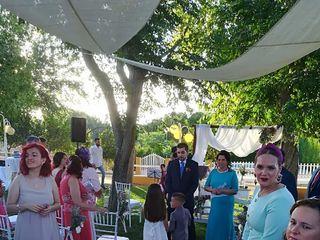 La boda de Rocio y Vicente  1