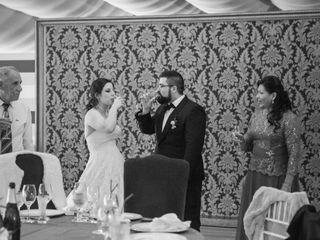 La boda de Iria y Alberto
