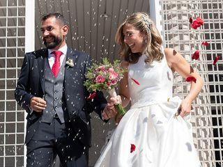 La boda de Montse y Raul