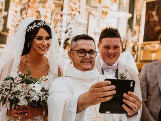La boda de Michelle y Ryan 1