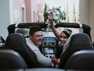 La boda de Michelle y Ryan 2