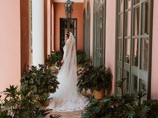 La boda de Michelle y Ryan 3