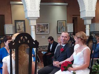 La boda de Paulina  y Juan