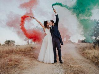 La boda de Paloma y Rafa
