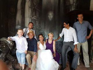 La boda de Belén  y Marius  3