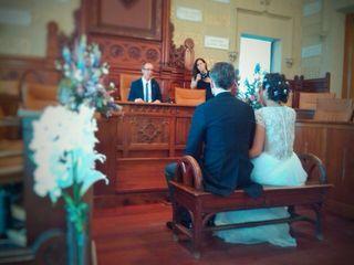 La boda de Belén  y Marius