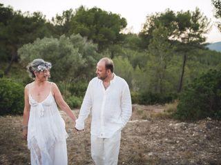 La boda de Olga y Michal