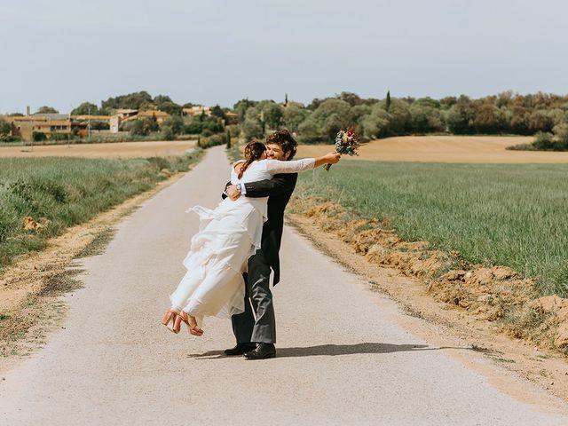 La boda de Jacobo y Ingrid en Girona, Girona 14
