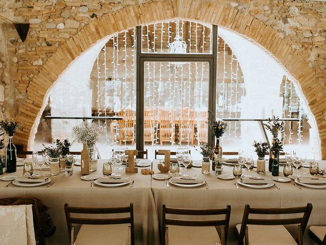 La boda de Jacobo y Ingrid en Girona, Girona 16
