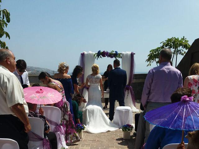 La boda de Tere y Yapci en Candelaria, Santa Cruz de Tenerife 4