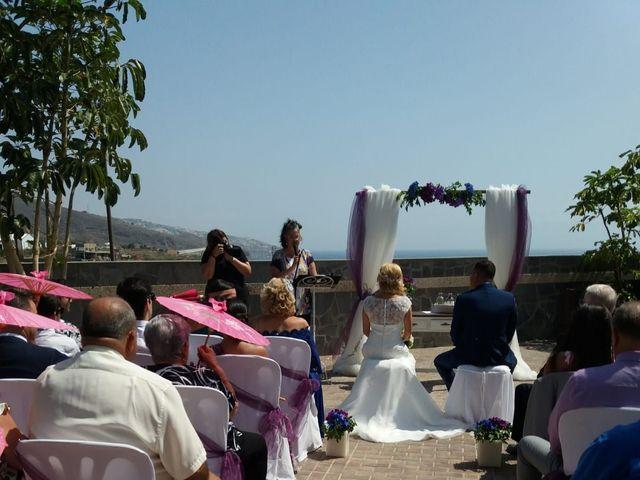 La boda de Tere y Yapci en Candelaria, Santa Cruz de Tenerife 5