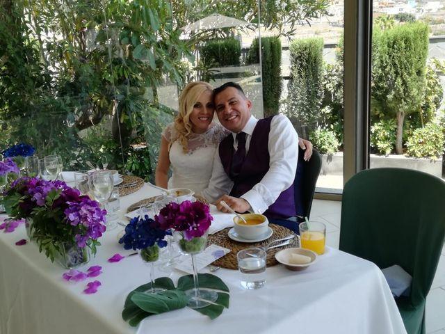 La boda de Tere y Yapci en Candelaria, Santa Cruz de Tenerife 6