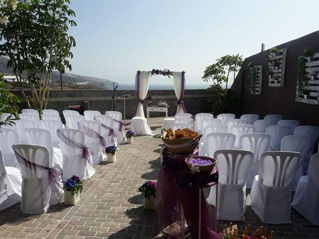 La boda de Tere y Yapci en Candelaria, Santa Cruz de Tenerife 1