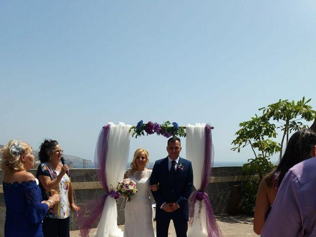 La boda de Tere y Yapci en Candelaria, Santa Cruz de Tenerife 2