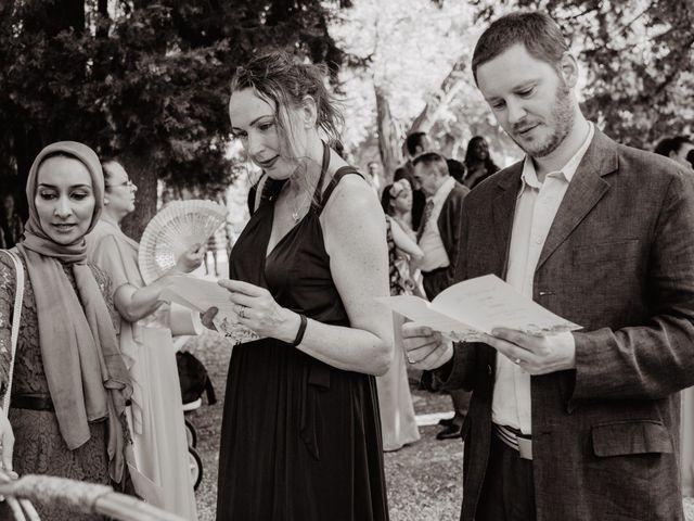 La boda de Temi  y Lisa  en Alcalá De Henares, Madrid 38