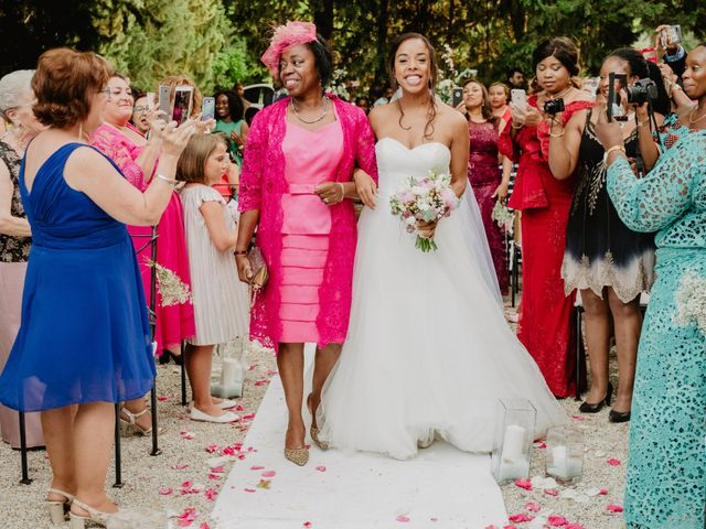 La boda de Temi  y Lisa  en Alcalá De Henares, Madrid 45