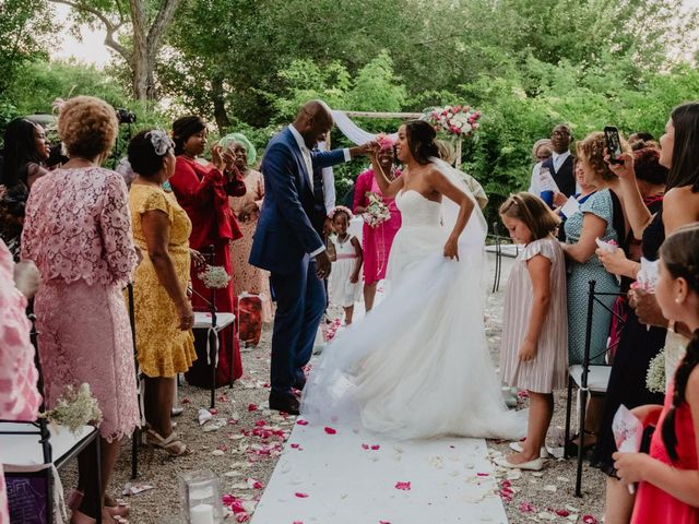 La boda de Temi  y Lisa  en Alcalá De Henares, Madrid 47