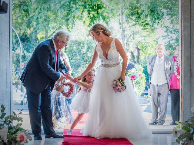 La boda de Gerardo y Cristina en Las Casillas, Murcia 7