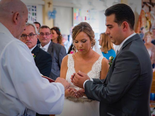 La boda de Gerardo y Cristina en Las Casillas, Murcia 8