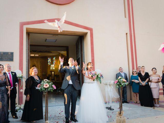 La boda de Gerardo y Cristina en Las Casillas, Murcia 9