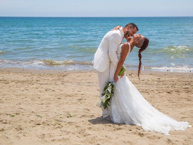 La boda de Óscar y María