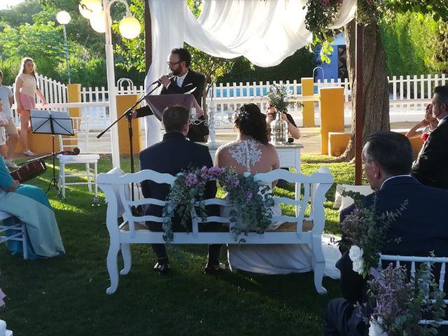 La boda de Rocio y Vicente