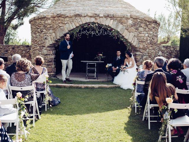 La boda de Josep y Nerea en Sallent, Barcelona 17