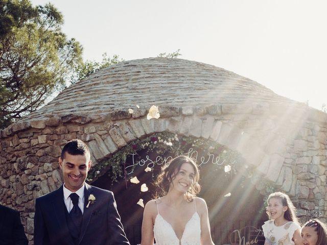 La boda de Josep y Nerea en Sallent, Barcelona 21