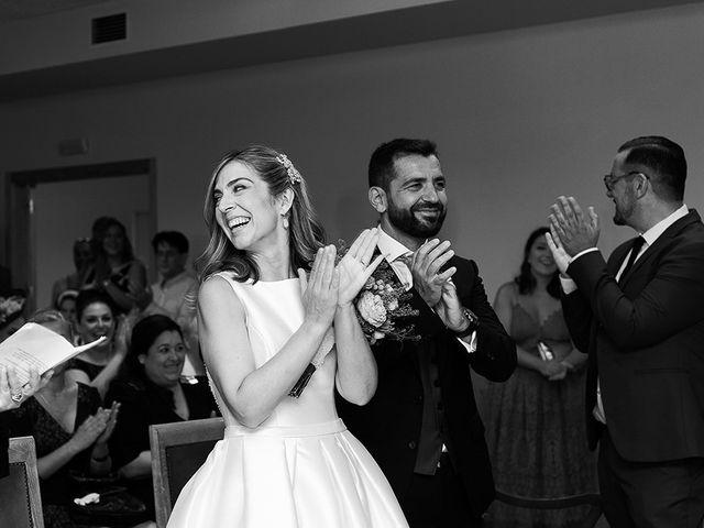 La boda de Raul y Montse en Illescas, Toledo 36