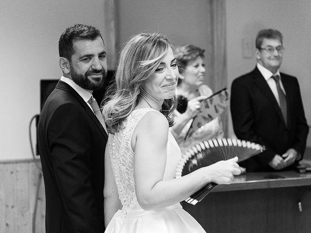 La boda de Raul y Montse en Illescas, Toledo 39