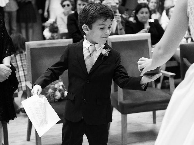 La boda de Raul y Montse en Illescas, Toledo 41
