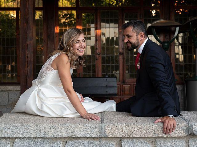 La boda de Raul y Montse en Illescas, Toledo 70
