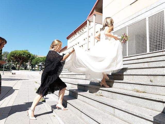 La boda de Raul y Montse en Illescas, Toledo 75