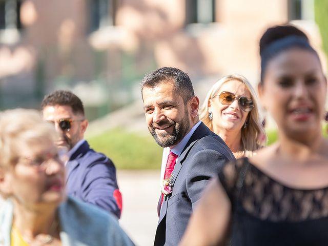 La boda de Raul y Montse en Illescas, Toledo 76