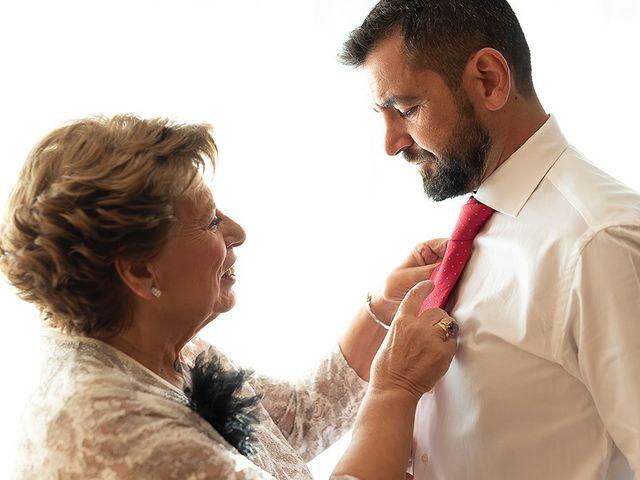 La boda de Raul y Montse en Illescas, Toledo 139