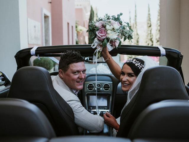 La boda de Ryan y Michelle en Marbella, Málaga 2